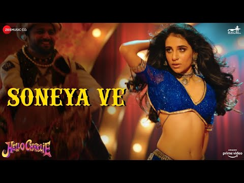 Soneya Ve Song from Hello Charlie Movie | Aadar Jain, Shlokka Pandit