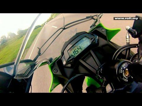 2015 Kawasaki Ninja 250SL Top Speed