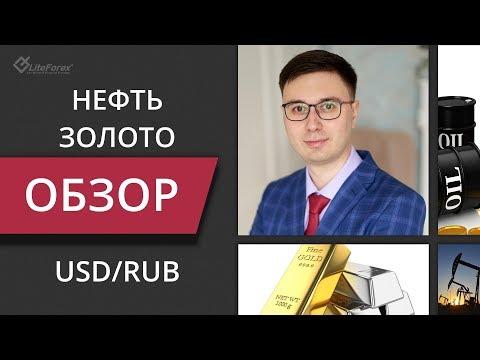 Цена на нефть, золото XAUUSD, доллар/рубль USDRUB. Форекс прогноз на 12 - 13 марта