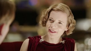 1930s style dinner date  - A Very British Romance with Lucy Worsley: Episode 3 Preview - BBC Four