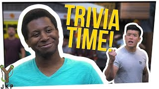 Thanksgiving Trivia!   WHO KNOWS THE ANSWERS?!