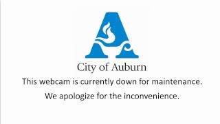 City of Auburn Gay St and Glenn Ave Webcam