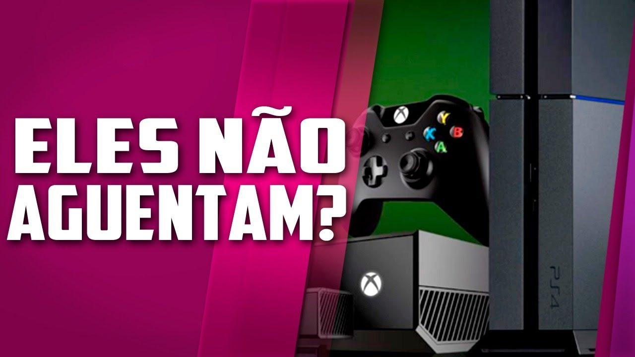 Playstation 4 e Xbox One NÃO TEM CAPACIDADE para rodar Cyberpunk 2077?