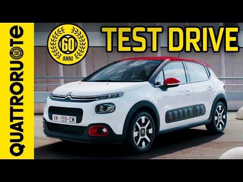 Citroën C3 Shine: il test drive di Quattroruote