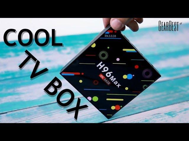 H96 MAX - H2 TV Box