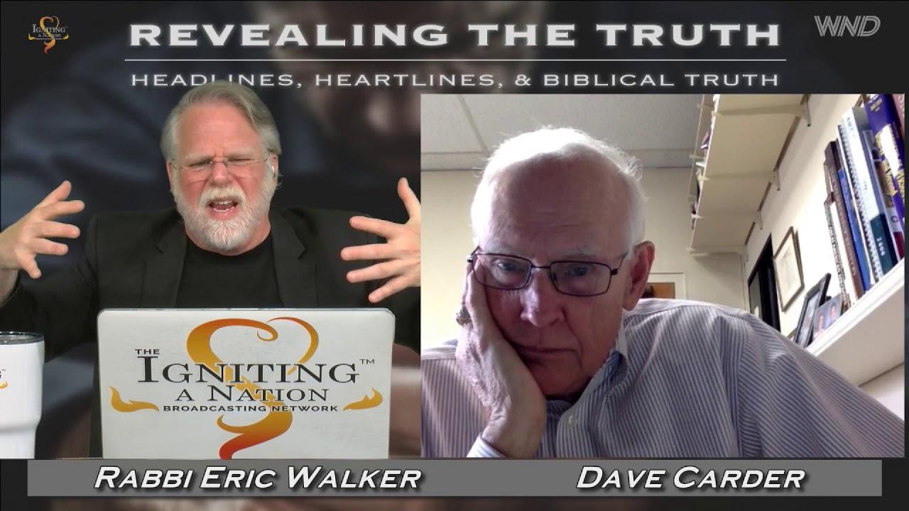 Rabbi Walker & Dave Carder discuss his book Anatomy of an Affair 03 ...