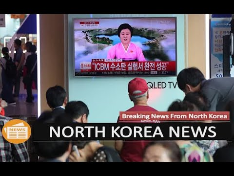 Breaking News: N Korea Settlement Unlikely Due to US Provokations Towards Pyongyang