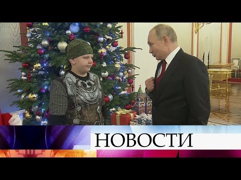 Владимир Путин исполнил