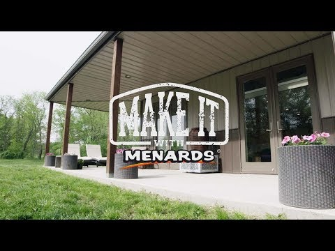 Make It With Menards - Joe Sch...