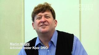 Zingen bij De Nederlandse Opera