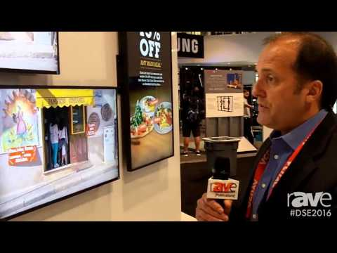 DSE 2016: Toshiba Features the TD-E EasySeries of Commercial Displays