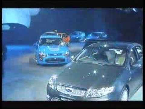 (Orion) Ford Falcon FG On The News