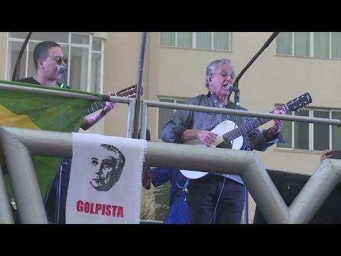 Música contra o presidente Temer
