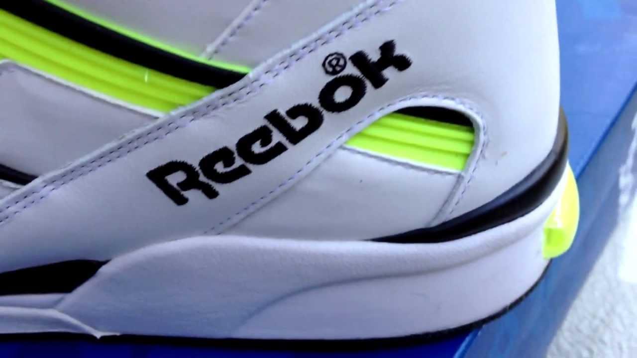 aba06c6bdad Reebok Pump Twilight Zone 2012 Review On Feet - YouTube