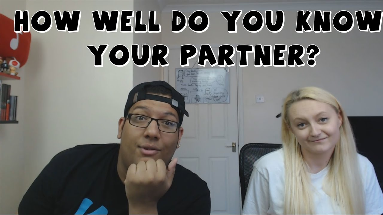 How Well Do You Know Your Partner? 21 Questions ...