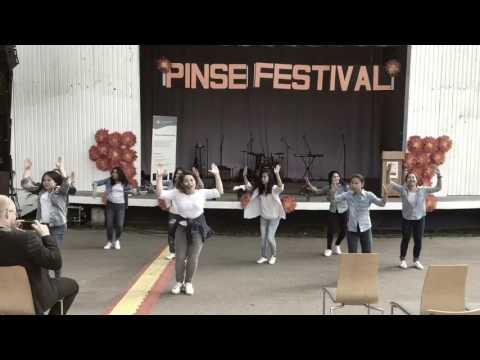 JIL BÆRUM Dance Born to praise