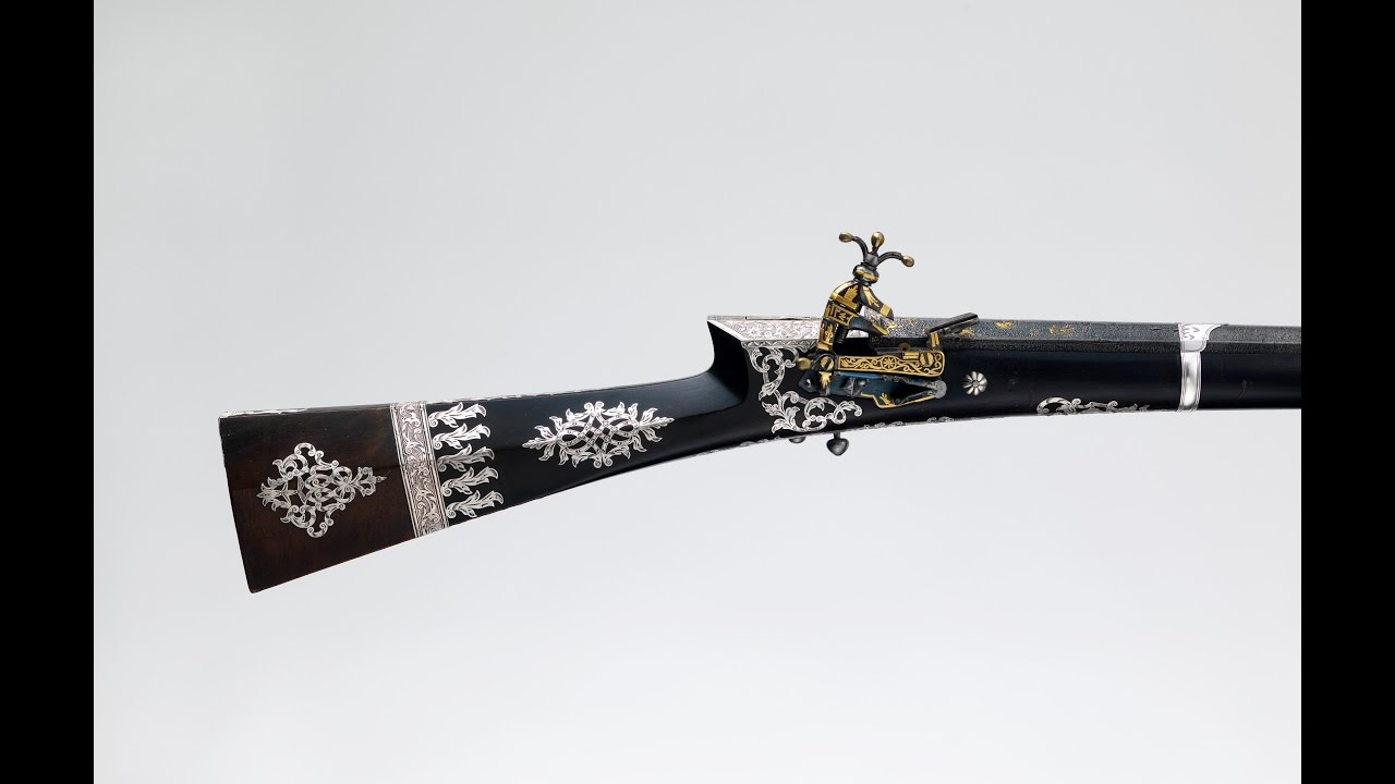 Turkish Musket Rifle - Türk Misket Tüfeği