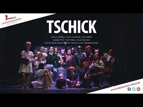 Tschick – Road opera von Ludger Vollmer