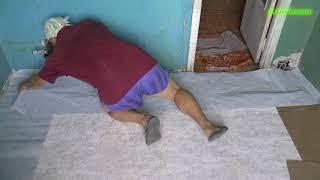 как сделать ремонт в кухне хрущевке своими руками недорого