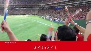 【歌詞字幕付き】 広島東洋カープ チャンステーマメドレー (5→4→3)