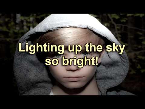Ronan Parke - we are shooting stars lyrics HD