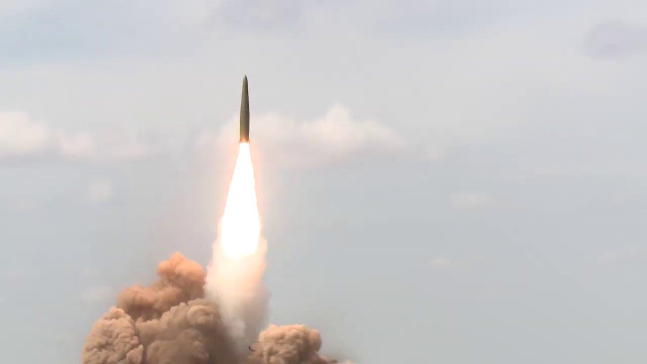 Россия массированно ударила «Искандерами» VİDEO