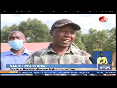 Download KENHA to hive off 2 acres of school land for bypass in Nandi County