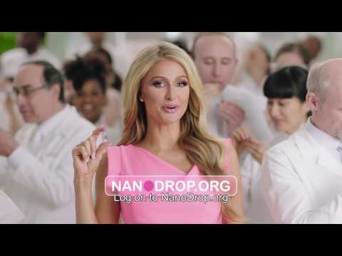 Thumbnail: Paris Hilton just changed science forever – Nanodrop