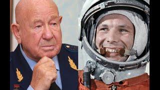 宇宙飛行士レオーノフはソ連に隠れユーリガガーリンの死についての真実...
