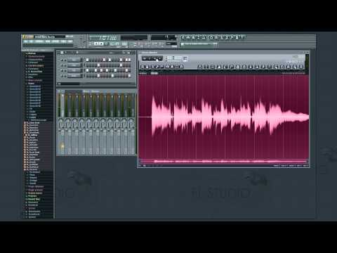 FL Studio's Edison -- Importing & Recording Audio (2/11)
