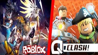 EL OVERWATCH DE ROBLOX | Q-CLASH!