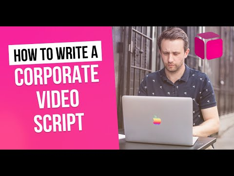 how-to-write-a-corporate-video-script-|-corporate-video-production