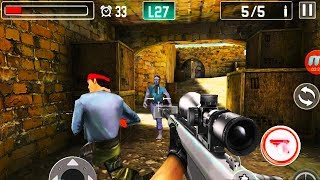 GUN WAR Android iOS GamePlay HD Chapter 2 Level 13-15.mp4