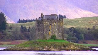 Castle Stalker & Port Appin