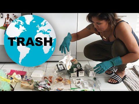 Here's What Trash Looks Like Around The World