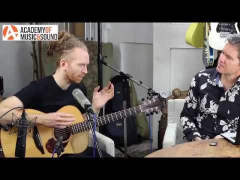 newton faulkner: guitar (alt tuning pt1)