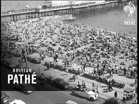 Whitsun Playtime Aka Mods & Rockers Clash At Margate (1964)