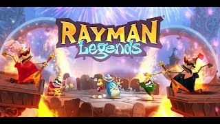 Livestream #48 - Rayman Legends (Xbox 360) [BLIND] - Part 1