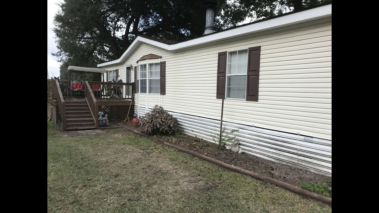 We Buy Houses Charleston - Walkthrough of a 3BD 2BA DWMH in North Charleston
