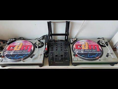 Old School Vinyl Set 04 : Classic Disco