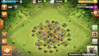 Clash of clans ep 5 imam spell factory level 2