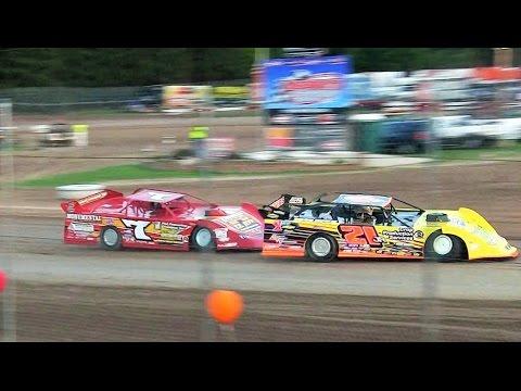WoO Late Model Heat 2 at Merritt Speedway on 8-26-16