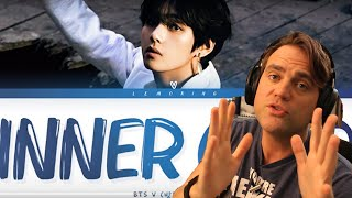 Download Mp3 Bts Inner Child - Reaction // V Taehyung Lyrics, Map Of The Soul 7 // Musician R