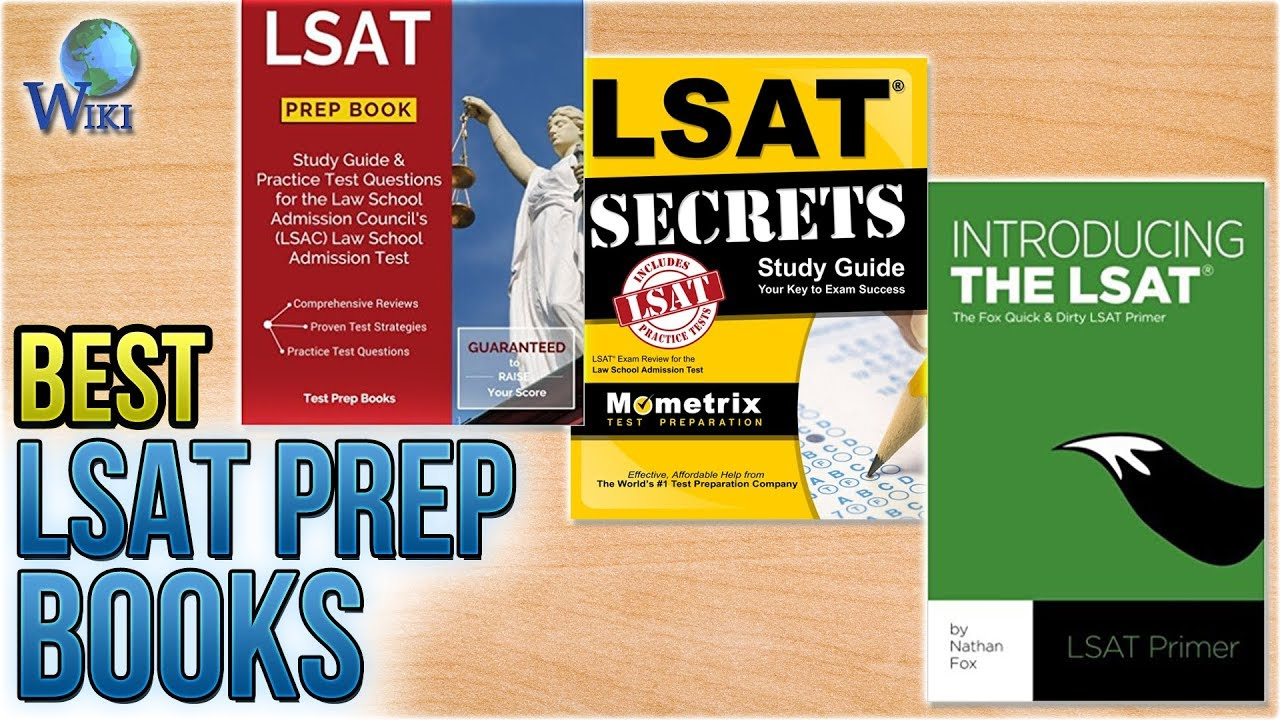 10 best lsat prep books 2018 youtube 10 best lsat prep books 2018 malvernweather