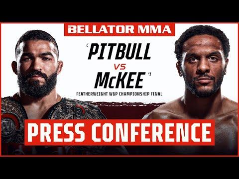 Press Conference   Bellator 263: Pitbull vs. McKee