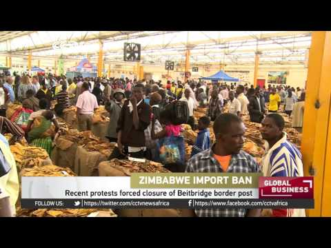 Zimbabwe issues waiver for goods brought in for personal consumption