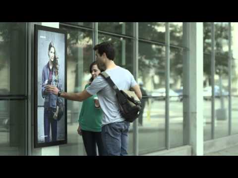 Make your Outdoor Advertising Interactive - (Near Field Communication) NFC Posters