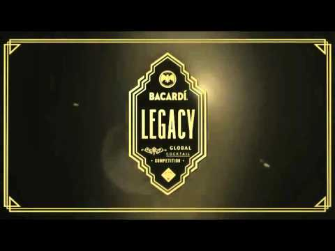 BACARDÍ Legacy   Global Cocktail Competition   Grand Final 2016 佳恩