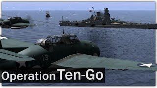 IL-2 1946 : Operation Ten-Go [+80 planes!]