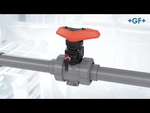 Ball Valve 546 Pro: Electrical Feedback - GF Piping Systems – English